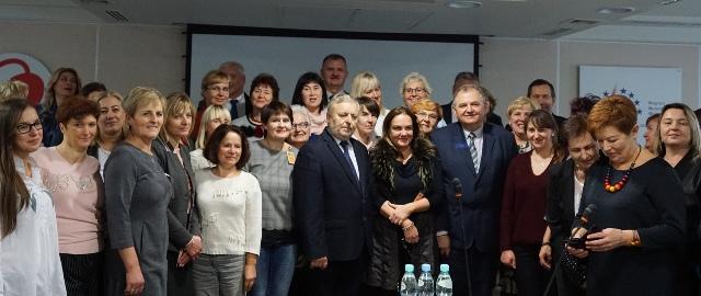 VIII Konferencja Rady ds. Kobiet i Rodzin z Obszarów Wiejskich przy KRIR