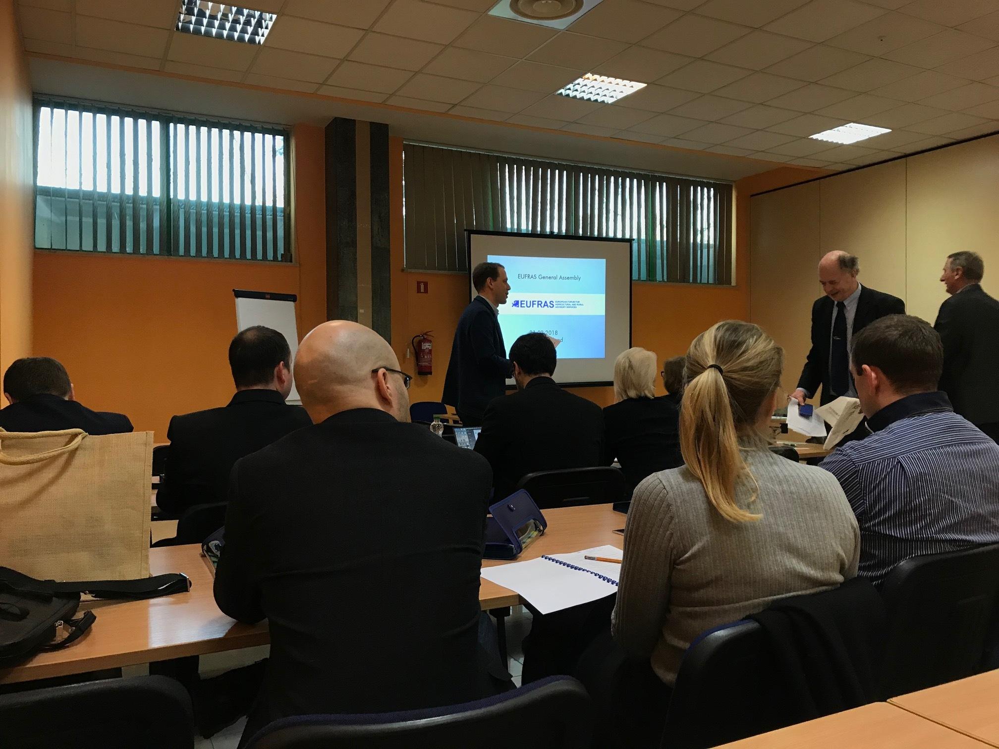 Posiedzenie EUFRAS w Warszawie