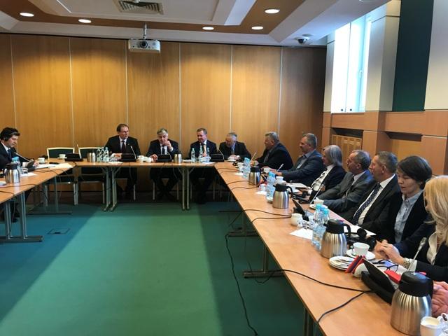 Spotkanie z Litewską Izbą Rolniczą