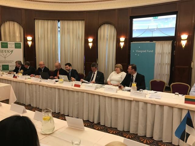 64. Posiedzenie izb rolniczych państw grupy wyszehradzkiej
