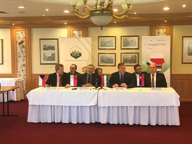 71. posiedzenie izb rolniczych państw grupy wyszehradzkiej