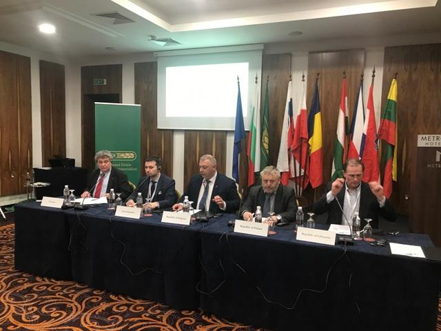 V posiedzenie Izb Rolniczych z Regionu Trójmorza