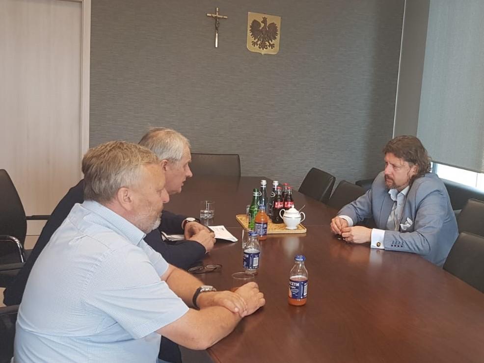 Spotkanie z Dyrektorem Generalnym KOWR