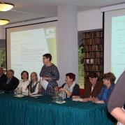 VI Konferencja Rady Kobiet KRIR w Spale, 16.09.2017