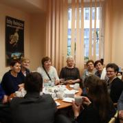 II Posiedzenie Rady ds. Kobiet i Rodzin z Obszarów Wiejskich w dn. 7.03.2015 r.