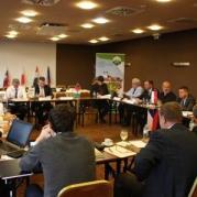 63 Posiedzenie izb krajów Grupy Wyszehradzkiej