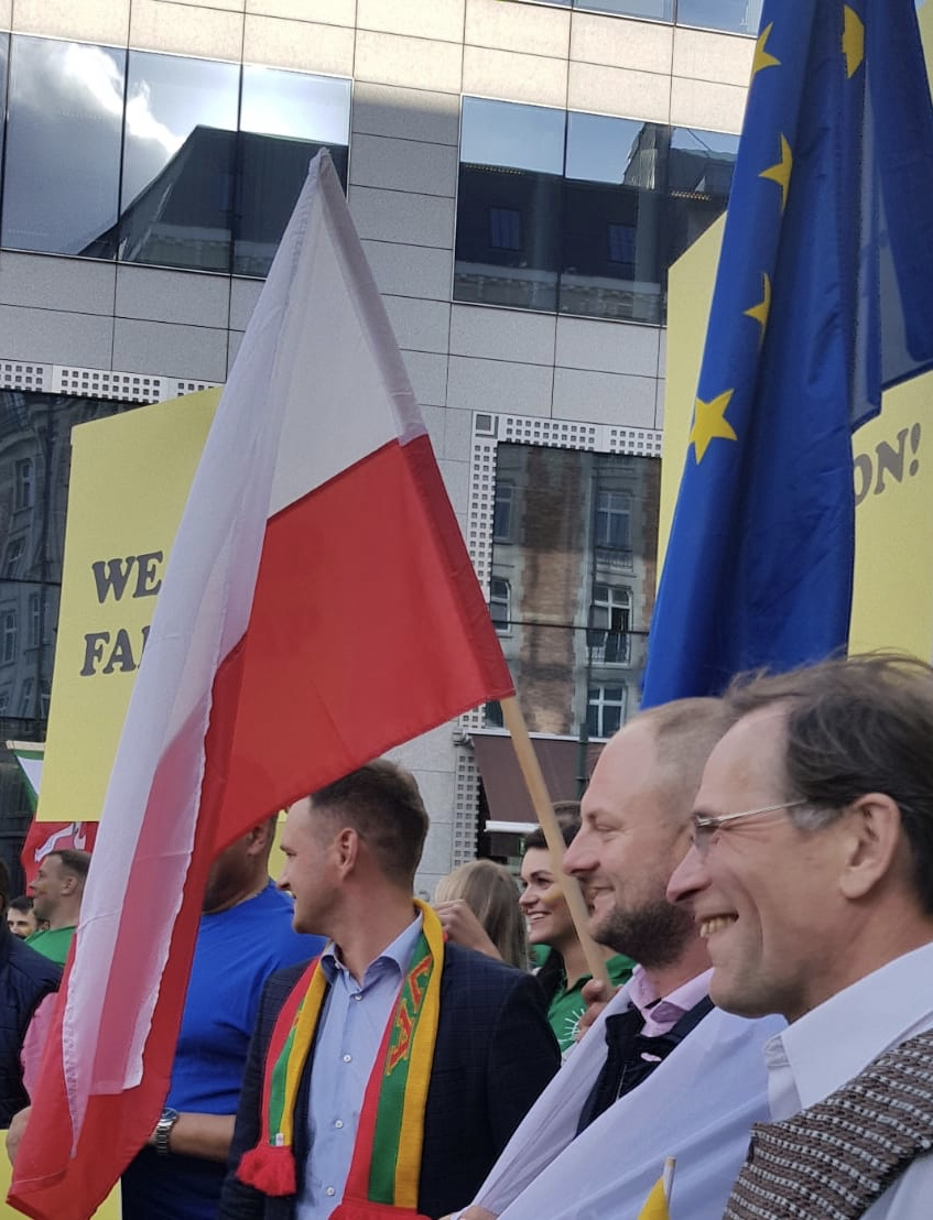 W sprawie przyszłej WPR w Brukseli