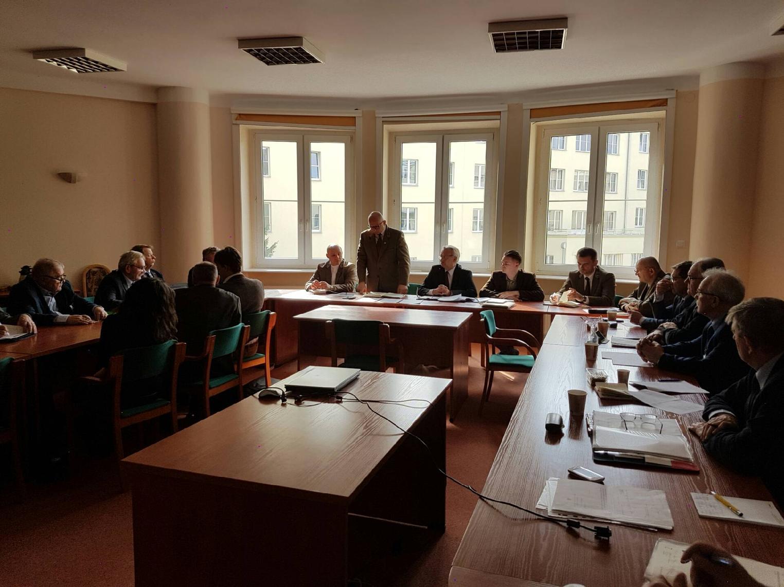 Spotkanie w Ministerstwie Środowiska