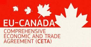 Resort rolnictwa na temat stanu wdrażania CETA