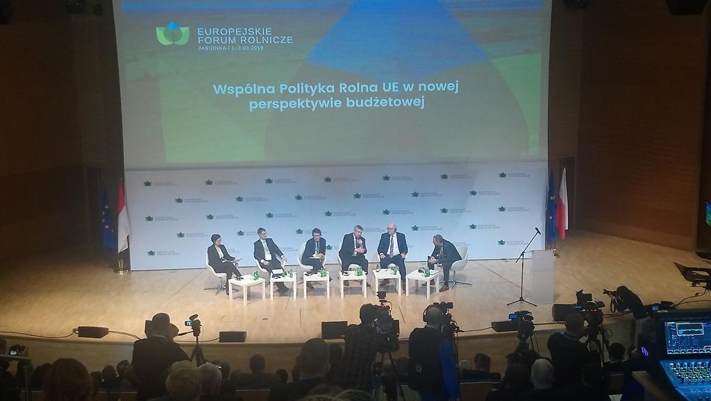 Europejskie Forum Rolnicze w Jasionce