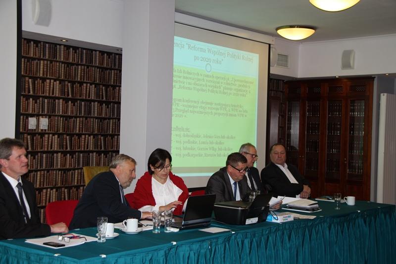 IX Posiedzenie Krajowej Rady Izb Rolniczych V kadencji