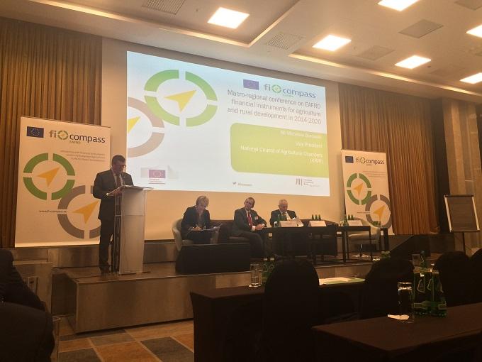 Instrumenty finansowe w ramach EFRROW dla rolnictwa i obszarów wiejskich