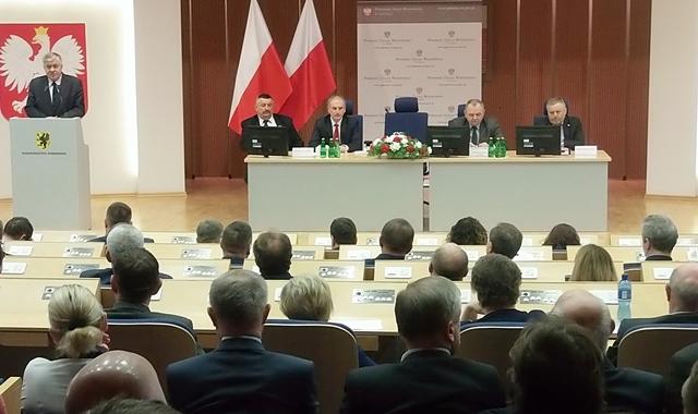 Konferencja MRiRW Gdansk 31 03 17