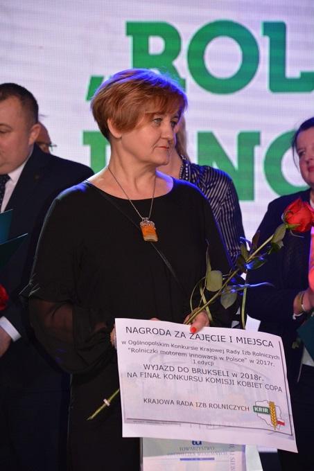 """Rozstrzygnięcie konkursu """"Rolniczki motorem innowacji w Polsce"""""""