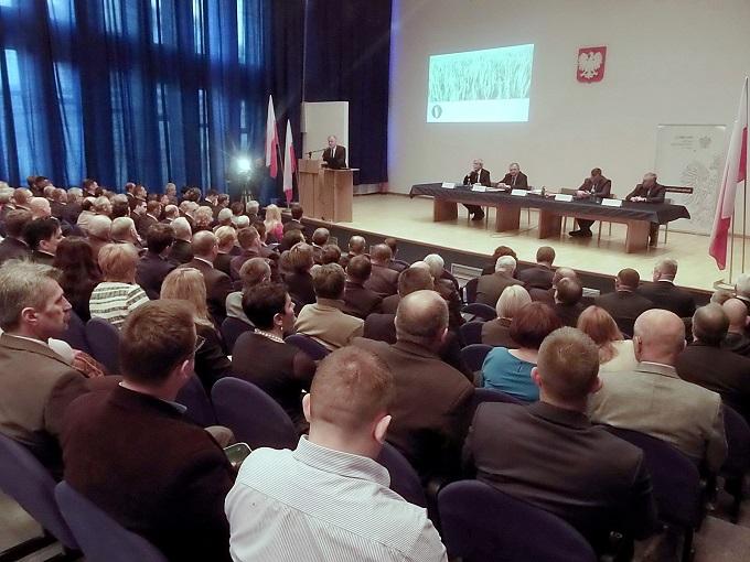 Prezes KRIR z wizytą w Lublinie