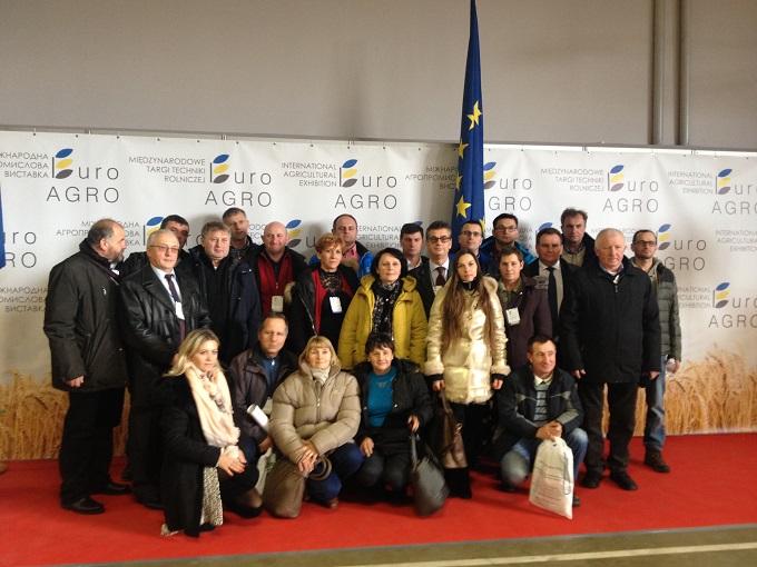 Targi EuroAgro Lwów