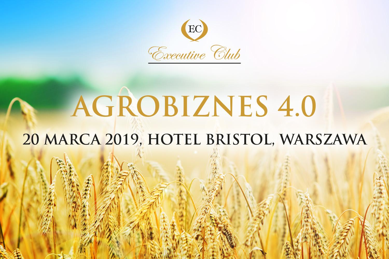 Agrobiznes 4.0 - debata z udziałem przedstawicieli branży