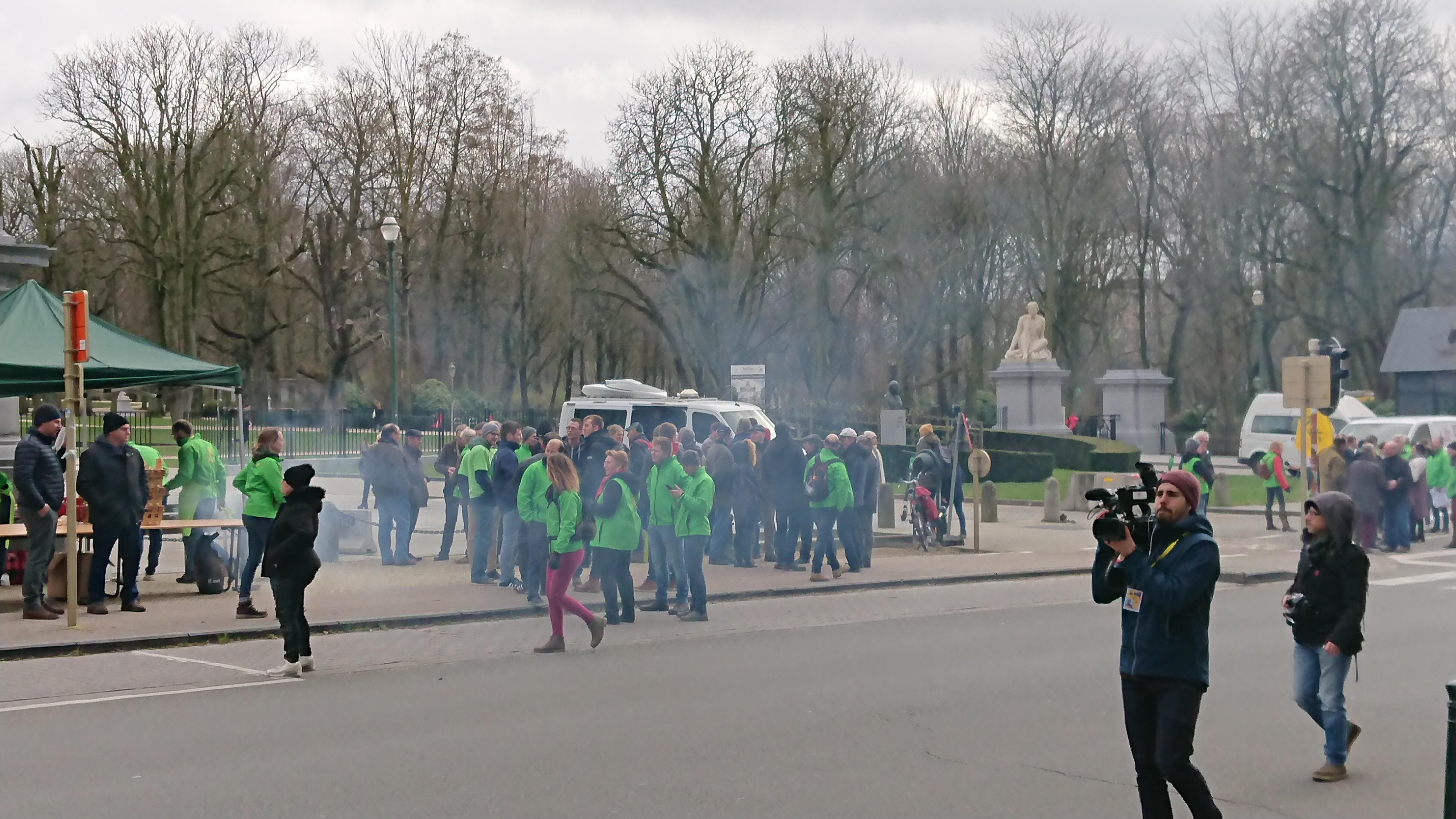 Bruksela protest 20.02.20 2