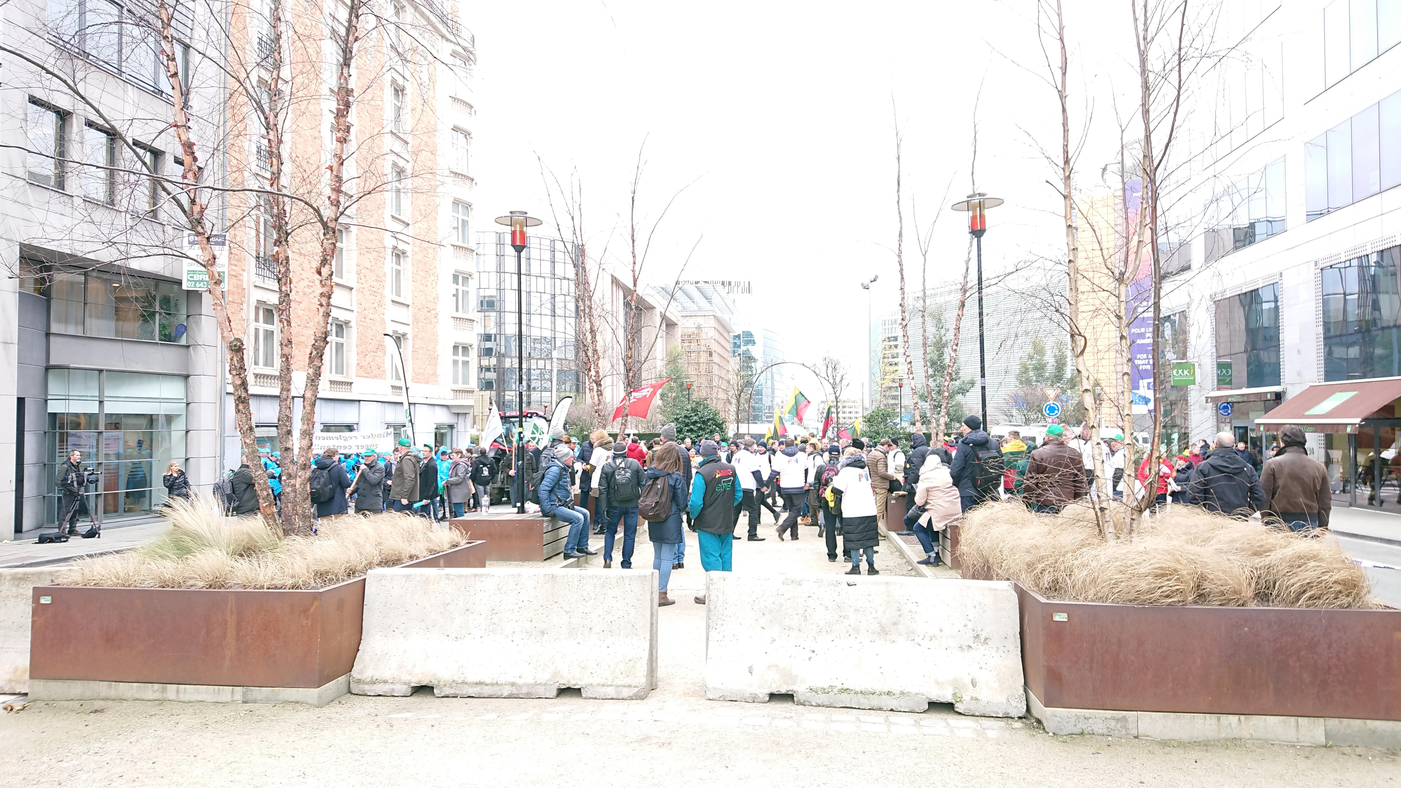 Bruksela protest 20.02.20 3