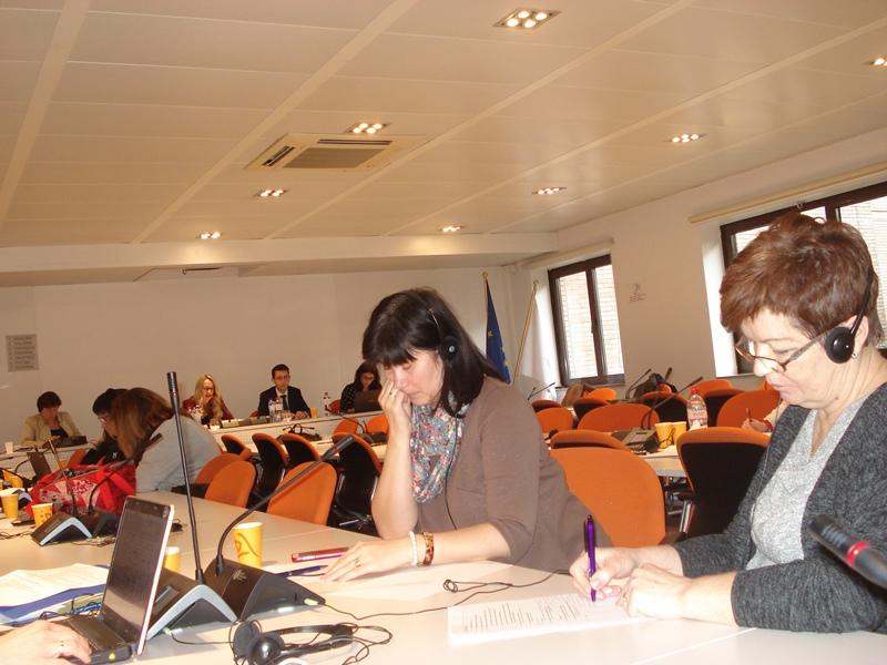Posiedzenie Komisji Kobiet Copa