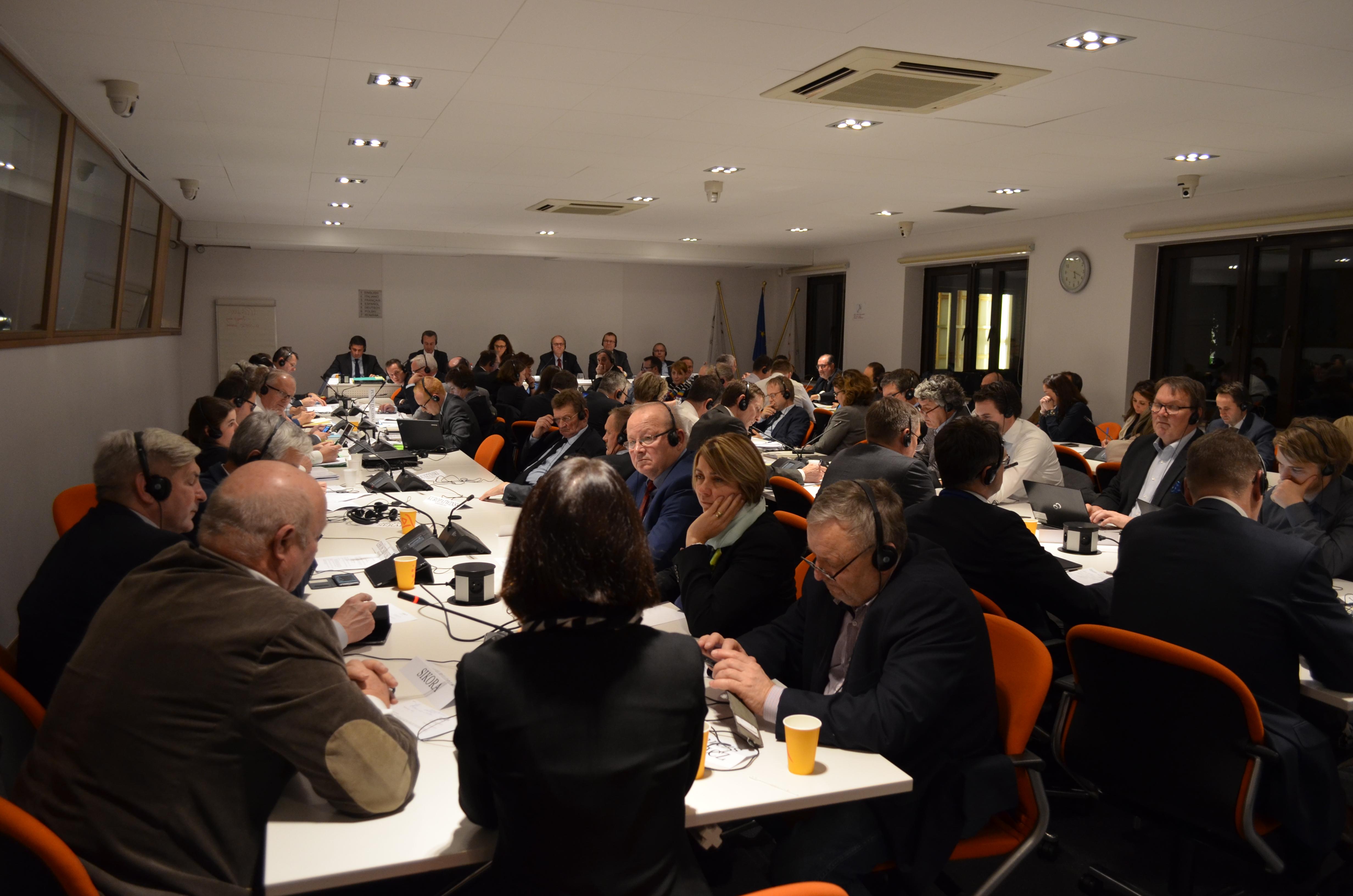 Ostatnie w 2016 r. posiedzenie Prezydium Copa-Cogeca