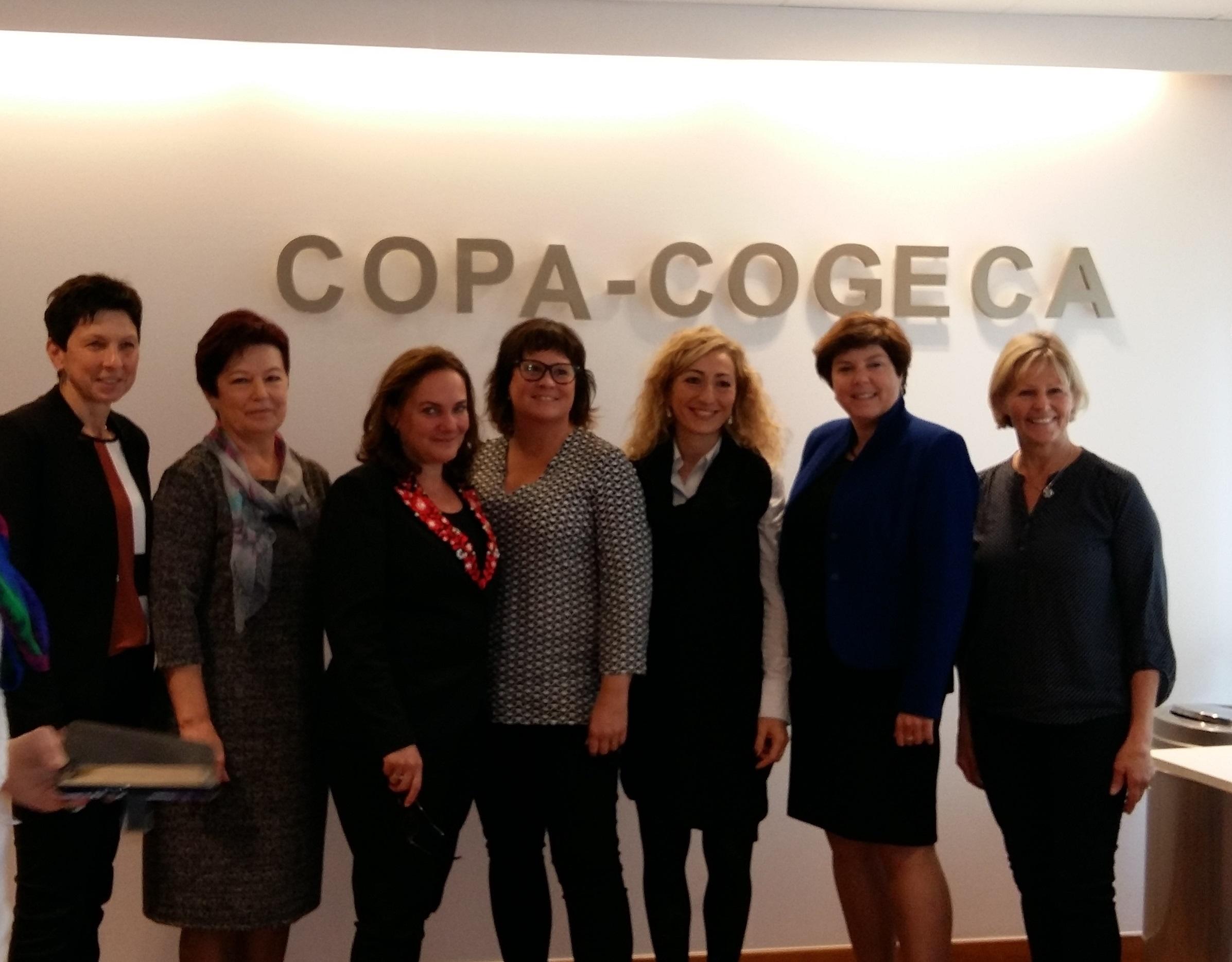 Przedstawicielka KRIR w Prezydium Komisji Kobiet Copa