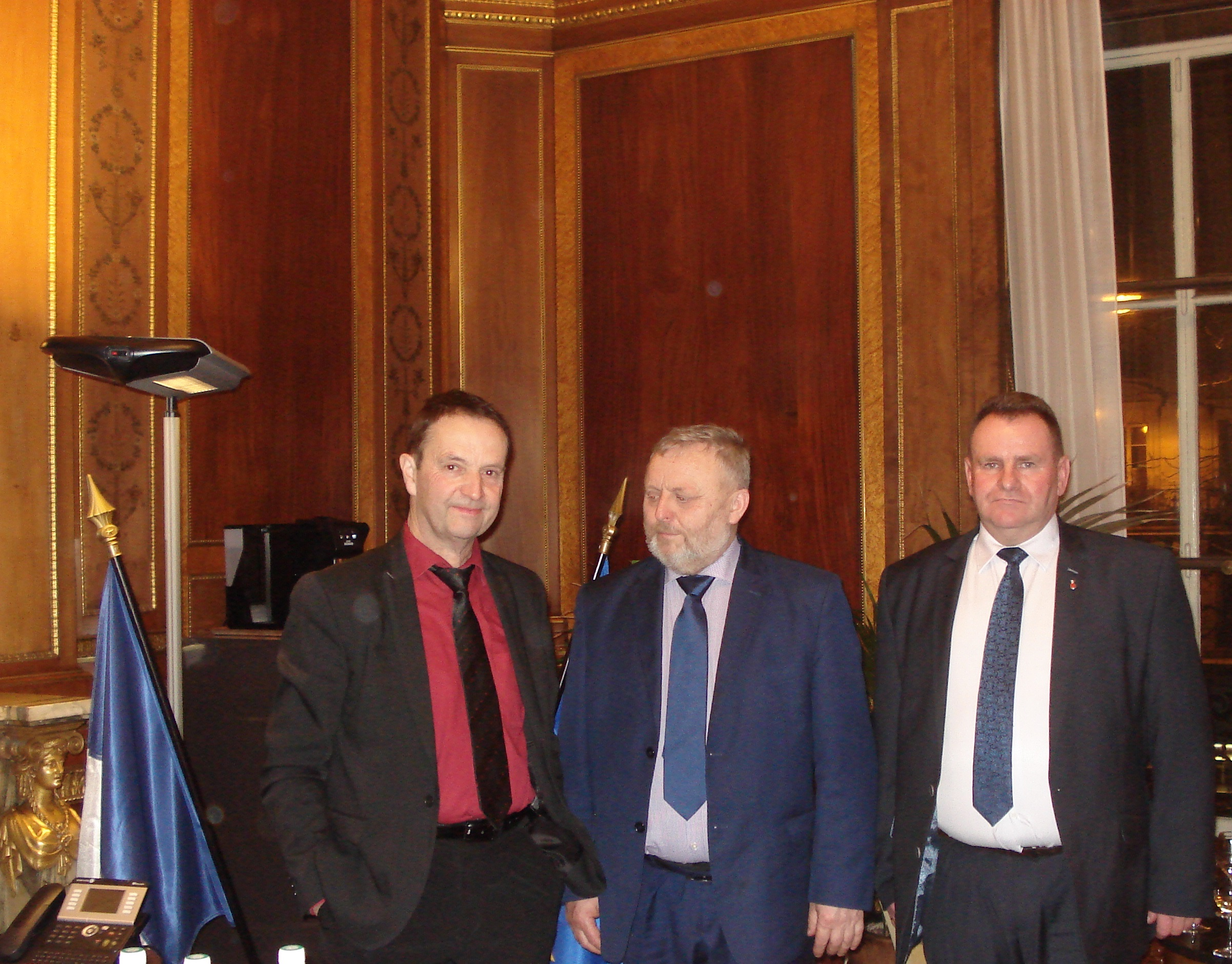 Spotkanie z nowym Prezesem francuskich izb rolniczych