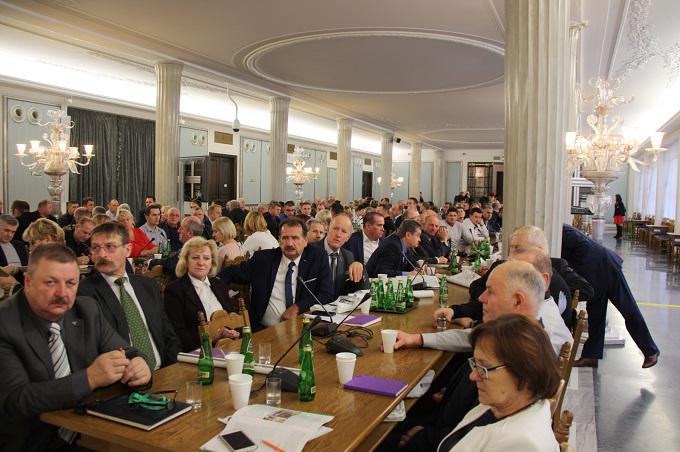 VI Konferencja samorządu rolniczego w Sejmie RP