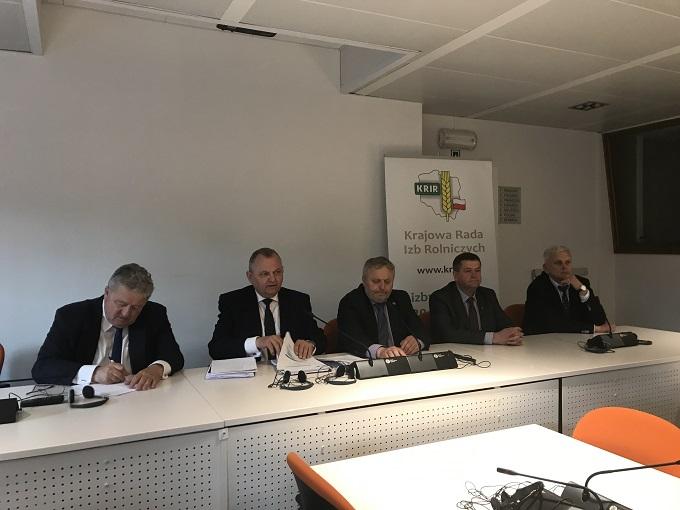Wspólna Europa silna Wspólną Polityką Rolną - konferencja KRIR w Brukseli