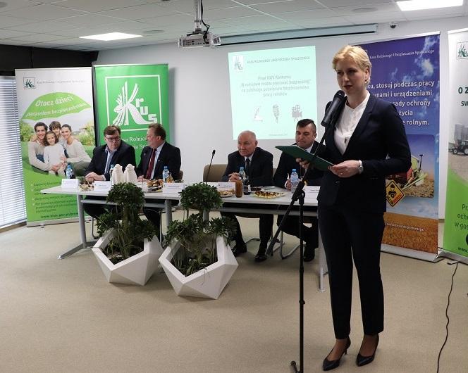 konferencja KRUS 27 03 19