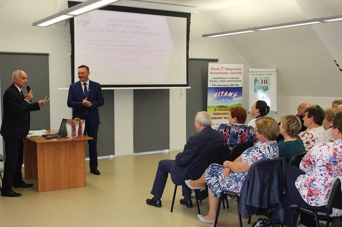 Konferencja Rady ds. Kobiet i Rodzin z Obszarów Wiejskich w Opolu