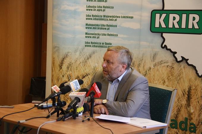 Ocena sytuacji w rolnictwie na początku 2018 roku