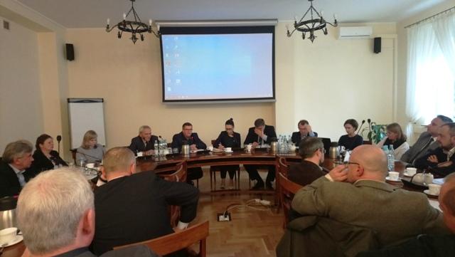 Samorząd rolniczych na spotkaniu w MRiRW ws. ASF