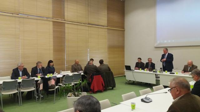 Spotkanie samorządu rolniczego z Podsekretarzem Stanu MŚ Andrzejem Koniecznym