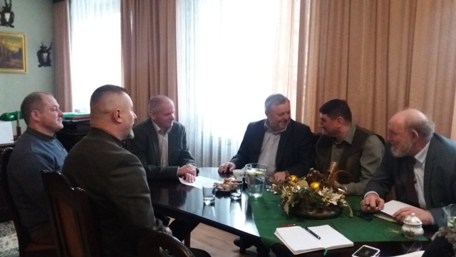 Samorząd rolniczy spotkał się z Polskim Związkiem Łowieckim