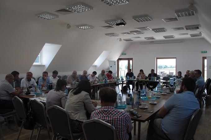 Spotkanie Dyrektorów i Mecenasów Wojewódzkich Izb Rolniczych