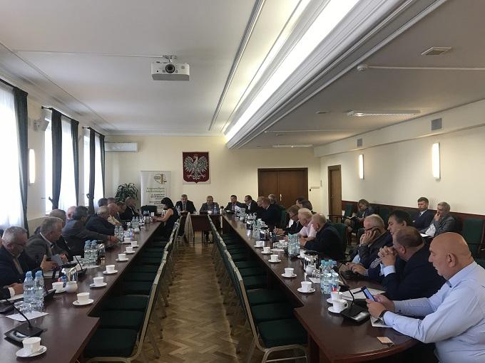 Spotkanie z Ministrem Rolnictwa i Rozwoju Wsi