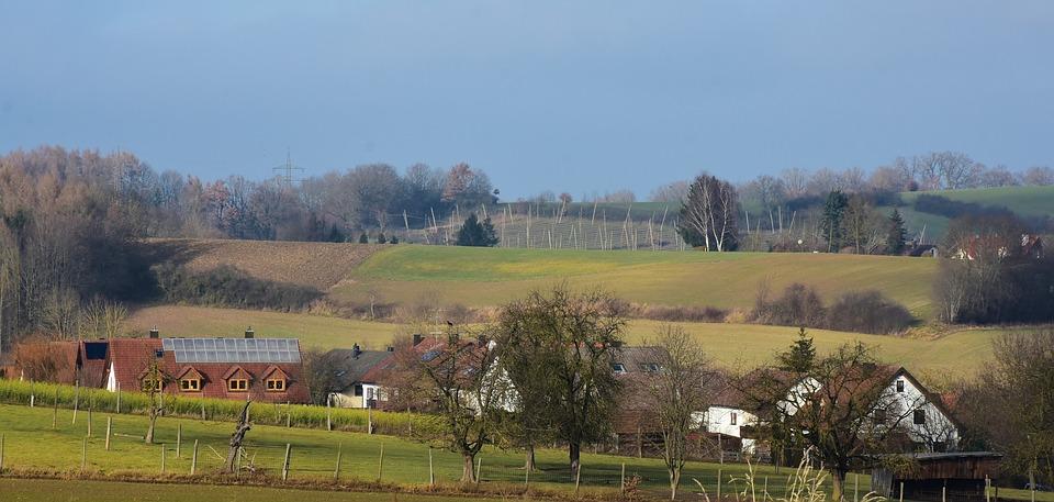 W sprawie siedlisk rolniczych