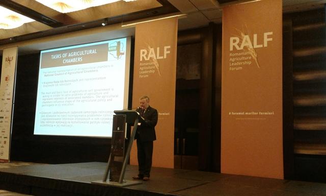 Rumuńskie Forum Liderów Rolnictwa